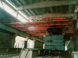 螺旋卸车机--双跨